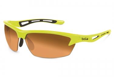 lunettes bolle bolt jaune jaune