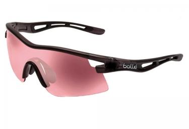 lunettes de cyclisme bolle vortex noir rose