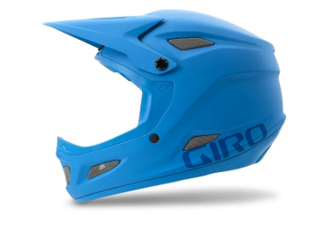 casque integral giro cipher bleu
