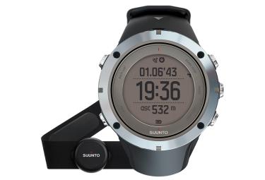 suunto montre gps ambit3 peak hr sapphire ceinture cardiaque smart sensor