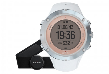 suunto montre gps ambit3 sport hr sapphire ceinture cardiaque smart sensor