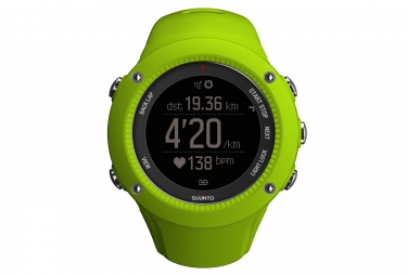 suunto montre gps ambit3 run lime