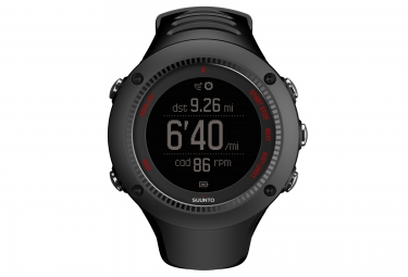 suunto montre gps ambit3 run noir