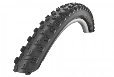 pneu avant schwalbe fat albert front 27 5 tubeless easy souple snakeskin trailstar n
