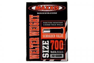 chambre a air maxxis welter weight 700x35 45 schrader