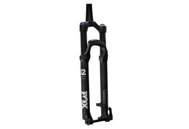 fourche fox racing shox 32 float performance grip 29 15mm 2017 noir
