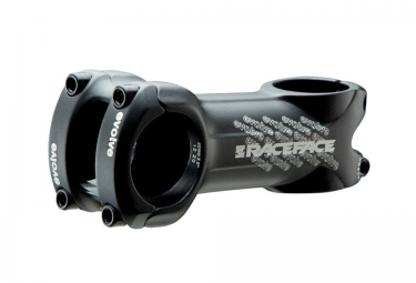 potence vtt race face evolve 6 31 8mm noir