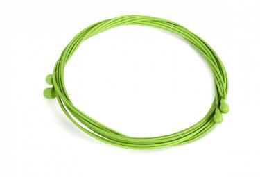 cable de frein en teflon msc vert