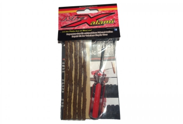 kit de reparation maxalami maxi tubeless outil 10 meches