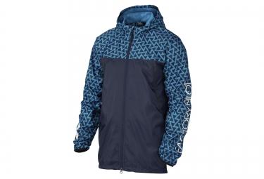 veste coupe vent oakley fp 1260 bleu