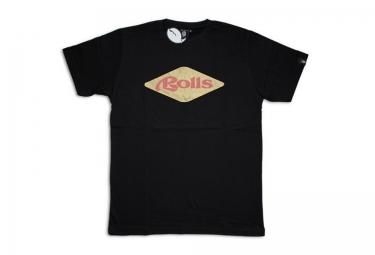 t shirt san marco rolls noir