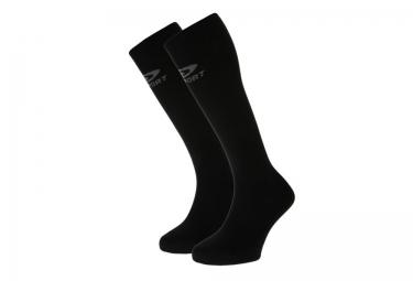 chaussettes de compression bv sport confort noir
