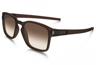 lunettes oakley latch sq marron marron ref oo9353 09