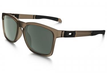 lunettes oakley catalyst marron gris ref oo9272 01