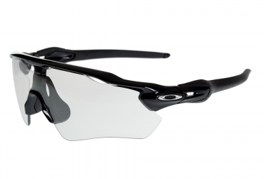 lunettes oakley radar ev path noir photochromique ref oo9208 45