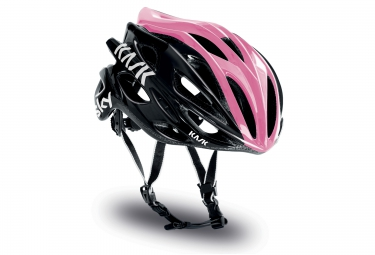 casque kask mojito special noir rose