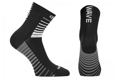 paire de chaussettes northwave sonic noir