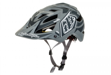 casque troy lee designs a1 mips 2016 gris
