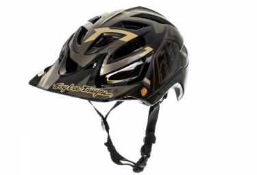 casque troy lee designs a1 mips 2016 noir