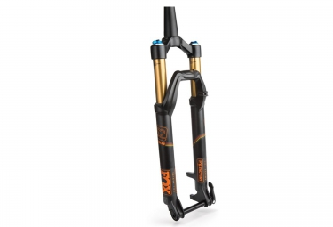 fourche fox racing shox 32 float factory fit4 3 pos 27 5 15mm 2017 noir