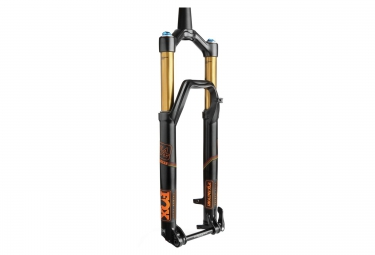 fourche fox racing shox 34 talas factory fit4 150 120mm 27 5 15mm 2017 noir