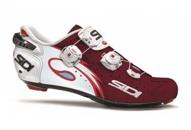 paire de chaussures sidi wire carbon katusha edition limitee