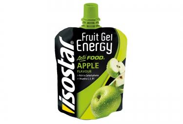 isostar gel energetique actifood pomme