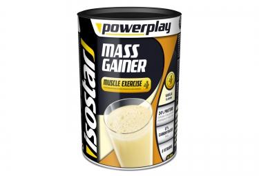 isostar boisson proteinee mass gainer vanille 950g