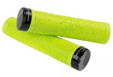 dartmoor paire de grips maze vert