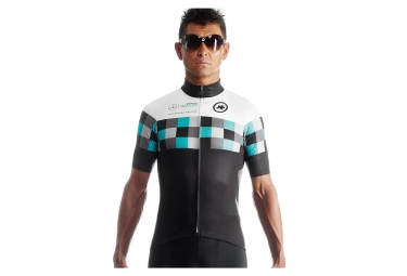 assos maillot ss works teamjersey evo7