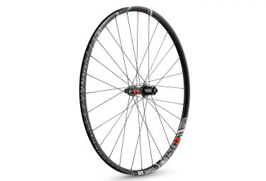 roue arriere dt swiss xr 1501 spline one 29 12x142mm center lock 2017 noir