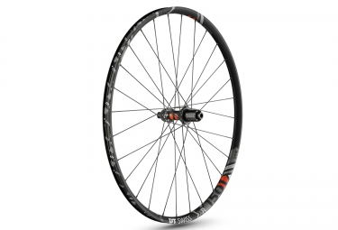 roue arriere dt swiss xr 1501 spline one 27 5 12x142mm center lock 2017 noir