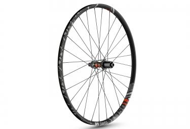 roue arriere dt swiss xr 1501 spline one 27 5 12x142mm center lock 2017 noir