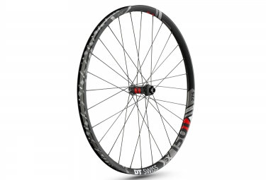 roue avant dt swiss ex 1501 spline one 27 5 largeur 30mm boost 15x110mm center lock