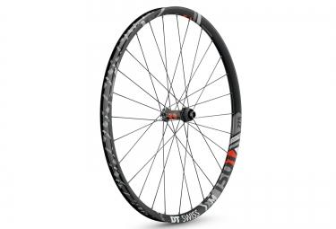 roue avant dt swiss xm 1501 spline one 27 5 largeur 30mm boost 15x110mm center lock