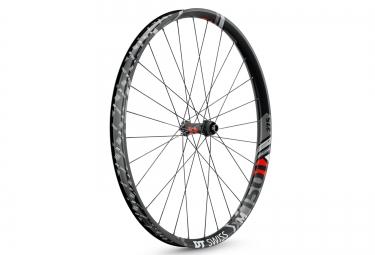 roue avant dt swiss xm 1501 spline one 27 5 largeur 40mm 15mm center lock 2017 noir