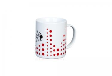 tour de france mug ceramique pois 2016