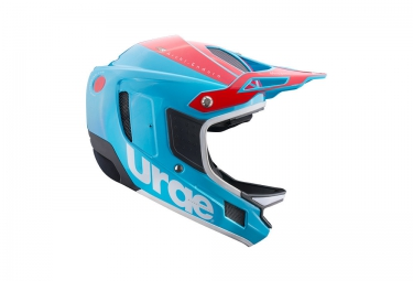 description urge casque integral archi enduro rr bleu rouge blanc 2017