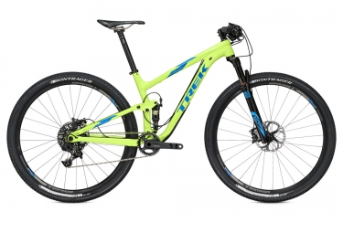 velo complet trek top fuel 9 29 volt green