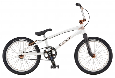 bmx race gt speed series pro 2016 blanc