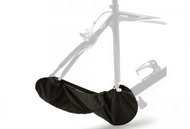 house de protection sci con chaine noir