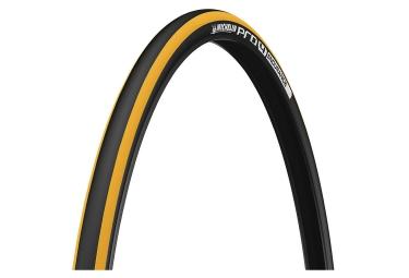 michelin pneu pro4 endurance 700c tringle souple jaune