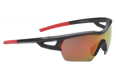 bbb cycling sunglasses arriver black red