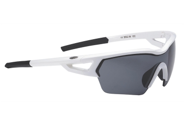lunettes de cyclisme bbb arriver blanc noir