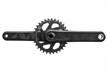 pedalier sram xx1 eagle avec plateau direct mount 32 dents gxp non inclus noir