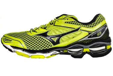 mizuno wave creation 18 jaune noir