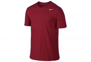 maillot nike rouge homme