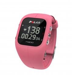 polar montre a300 frequence cardiaque rose