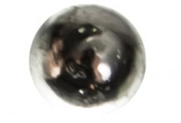 bille fox racing shox acier chrome pour valve d amortisseur air 010 01 004 a