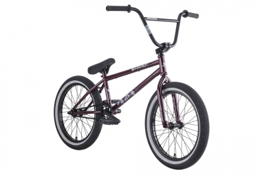 bmx freestyle haro sdv2 21 burgundy